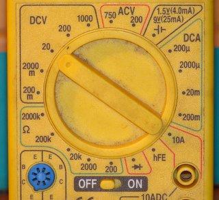Miernik elektryczny-kilka pytań