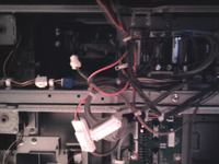 Bizhub C350 podajniki błędy przewód zasilający