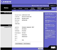 Linksys WRTU54G-TM - konfiguracja