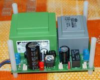 Mikroprocesorowy miernik ilości i przepływu gazu
