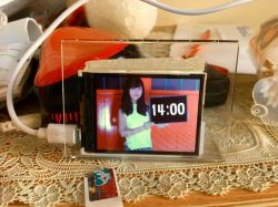 Fotozegar na ESP32 korzystający z BiJin ToKei