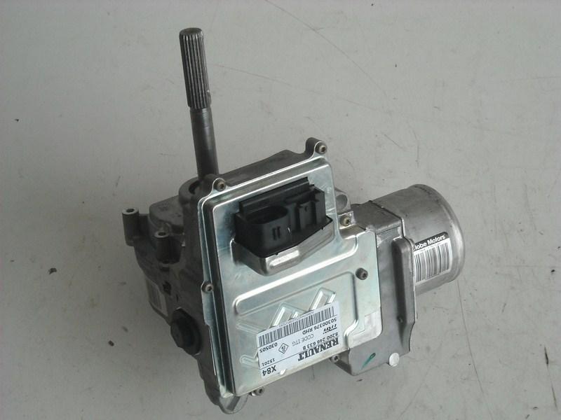 Zaawansowane Wspomaganie elektryczne Renault - elektroda.pl OM74