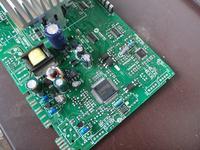 Ariston AMD129EU pobiera caly czas wode