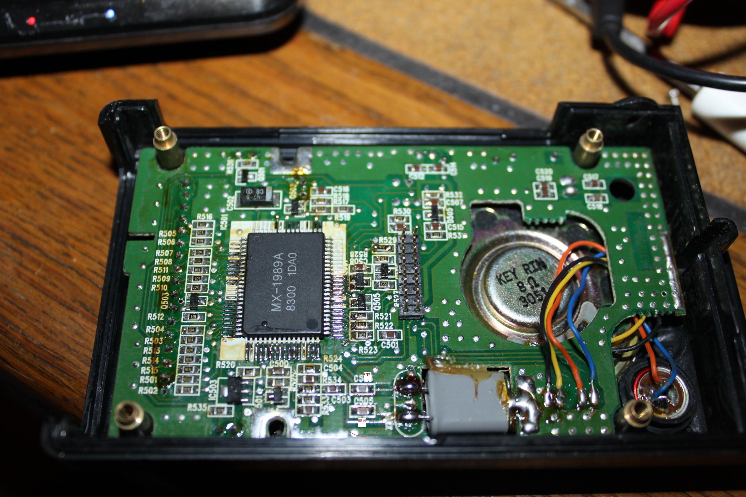 Jak przestroi� CB radio Alan 98D?