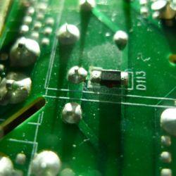 Ekspres przelewowy - Jaką diodę zastosować