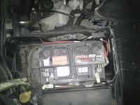 Roz�adowany akumulator - Vectra C