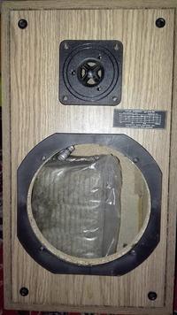 Jakie głośniki do skrzyń ZgZ-40-8-581, speaker system sx 65 110W?
