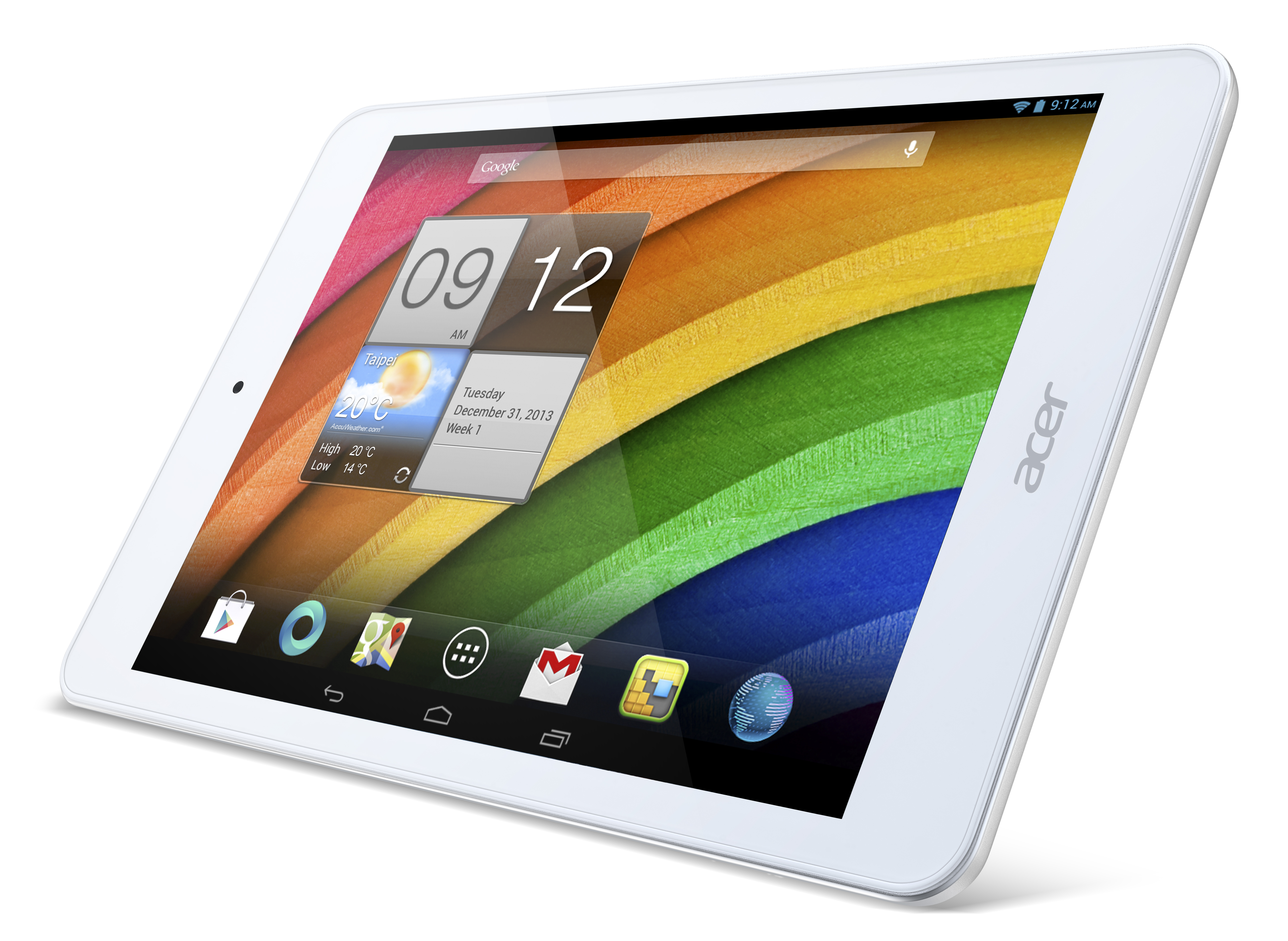 "Acer Iconia A1-830 - 7,9"" tablet z Intel Atom i Android 4.2"