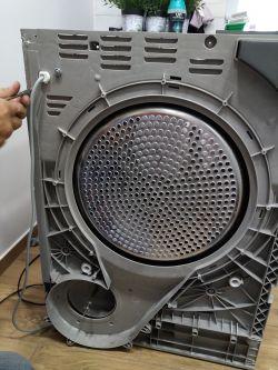 Suszarka Electrolux EDH3887GDE - brak wody w zbiorniku, wydaje dziwne odgłosy