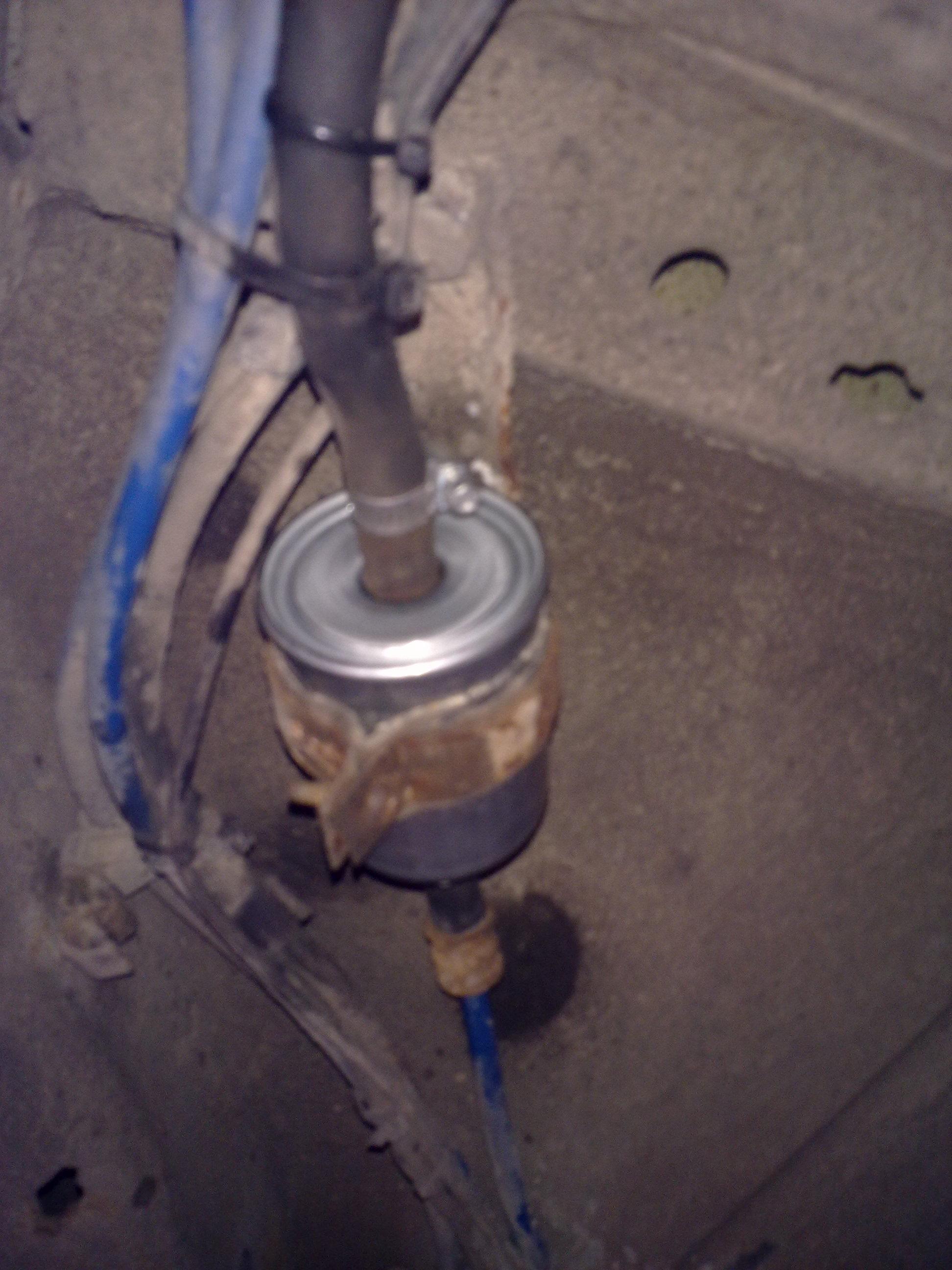 Wymiana filtra paliwa opel astra kombi 97 1,6 16V X16XEL