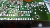 Monitor Asus VW192S - skaczące napięcia, włączanie i wyłączanie się przetwornicy