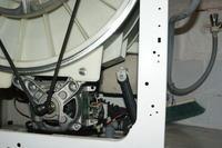 Whirpool AWM 6101 - wymiana amortyzatorów