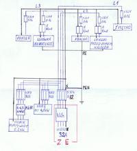 Zmiana instalacji TN-C na TT - czy poprawny schemat?