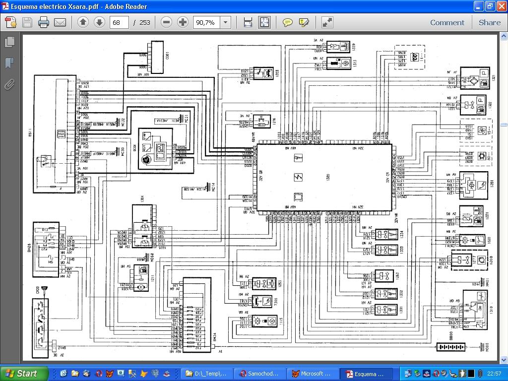 Schemat Elektryczny Ecu Edc152c Hdi