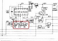 amplituner Radmor 5412 nie działa tuner lub programator