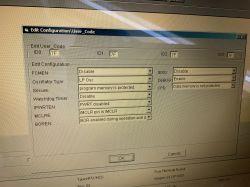Problem z PIC 16F946 po zaprogramowaniu nie działa.