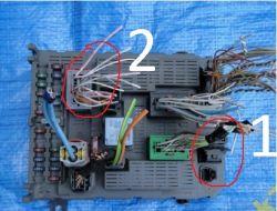Citroen c8 2005r - Po zgaszeniu nie odpala