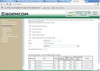 sie� wi-fi nie jest wykrywana- router Sagem f@st 2704