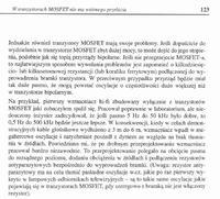 Sterowanie PWM tranzystorem MOSFET - metody i oscylacje.