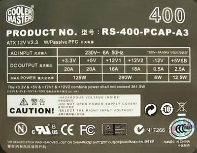 APC Smart-UPS 420 - problem z UPS, AKU, czy aPFC?