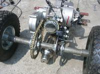 spalinowy rc - Pojazd spalinowy zdalnie sterowany