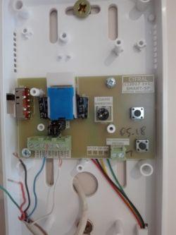 Podłączenie domofonu Cyfral Smart 5P