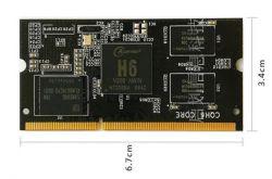 SoM Qihua CQH6 - Alternatywa dla Raspberry Pi Compute Model 3+?