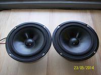 [Sprzedam] 2 głosniki sredniotonowe STX 14-150-8 scx Jak nowe TANIO