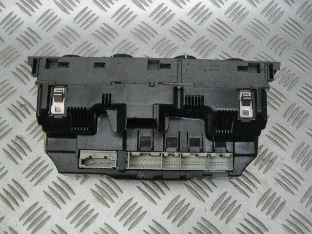 Audi a6 c6 pod��czenie konsoli sterownia ogrzewaniem.