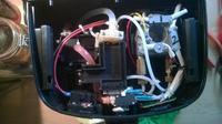Ekspres Elektrolux EEA 250 - Zdjęcie obudowy