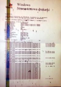 Konica-Minolta/4690mf - Wymiana pasa transferowego. Drukuje kolorowy pasek.