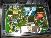Identyfikacja mikrokontrolera 0D60J firmy Motorola