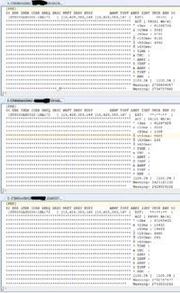Seagate ST8000AS0002 - Dramat. spadek transferu zapisu i rosnący Seek Error Rate
