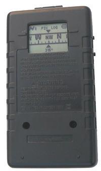 Kompas i rejestrator GPS z kart� SD