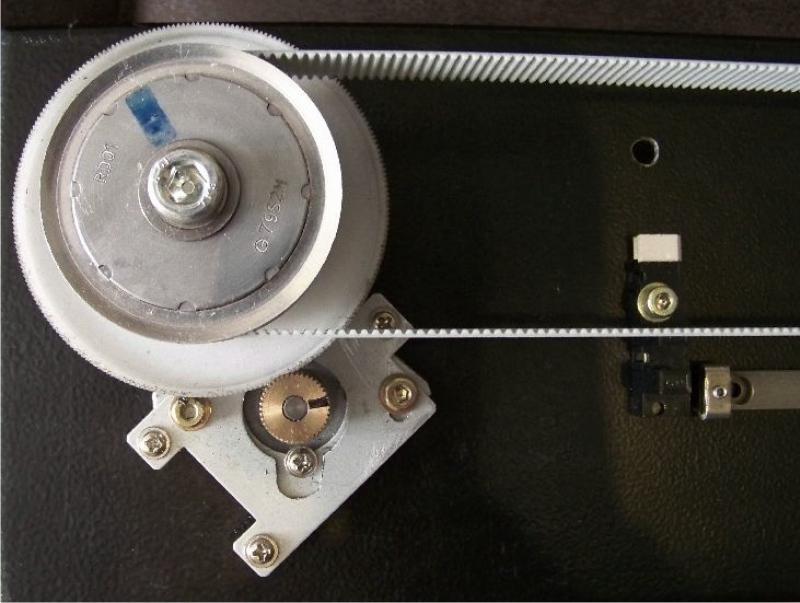 [C] Serwonap�d - silnik DC, Atmega32, PWM, PID, Enkoder