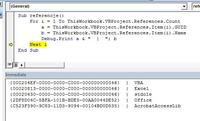 [Excel VBA] różne referencje