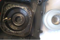 Odkurzacz Zelmer ZVC425HT/03, wnętrze oraz naprawa - słaba moc ssąca