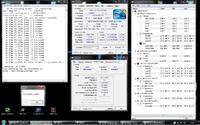 Asus P5Q-E, Core 2 Quad Q8200, 2x2GB Patriot PC2-6400 DDR2 - podkr�canie