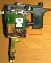 Wyłącznik do Bosch PSR 14,4 VE-2