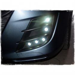 Honda Accord VIII montaż świateł do jazdy dziennej DRL