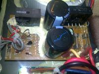 Creative G500 szum w głośniku centralnym