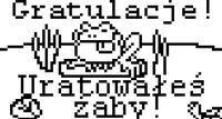 Żabber, czyli przenośna gra na AVR (konkurs)