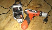 wkr�tarka black&decker vpx 1201 - brak �adowania baterii