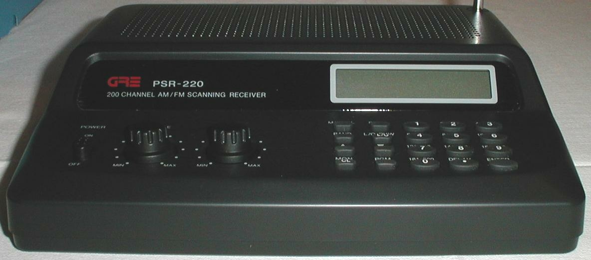 GRE PSR-220, PSR220 Instrukcja GER