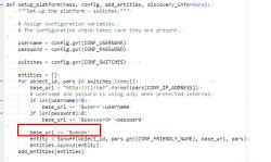 Sterownik przekaźników kompatybilny z Home Assistant/Tasmota HTTP + obudowa