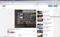 Problem z Oglądaniem Filmików z YouTube - przesunięty obraz w prawo