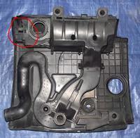 VW Golf V 1.6 FSI - Problem z czujnikiem NOx i silnikiem/elektryką