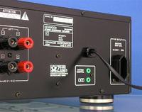 Kenwood ka-5040r - podłączenie korektora