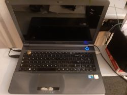 Problem z wyłączeniem laptopa