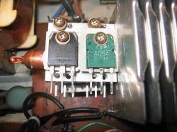 Kenwood KA-5X - jakie współczesne tranzystory zastosować?
